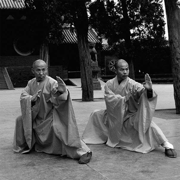 Wushu Shoes - An Italian Story - Wushu Ru-Yi